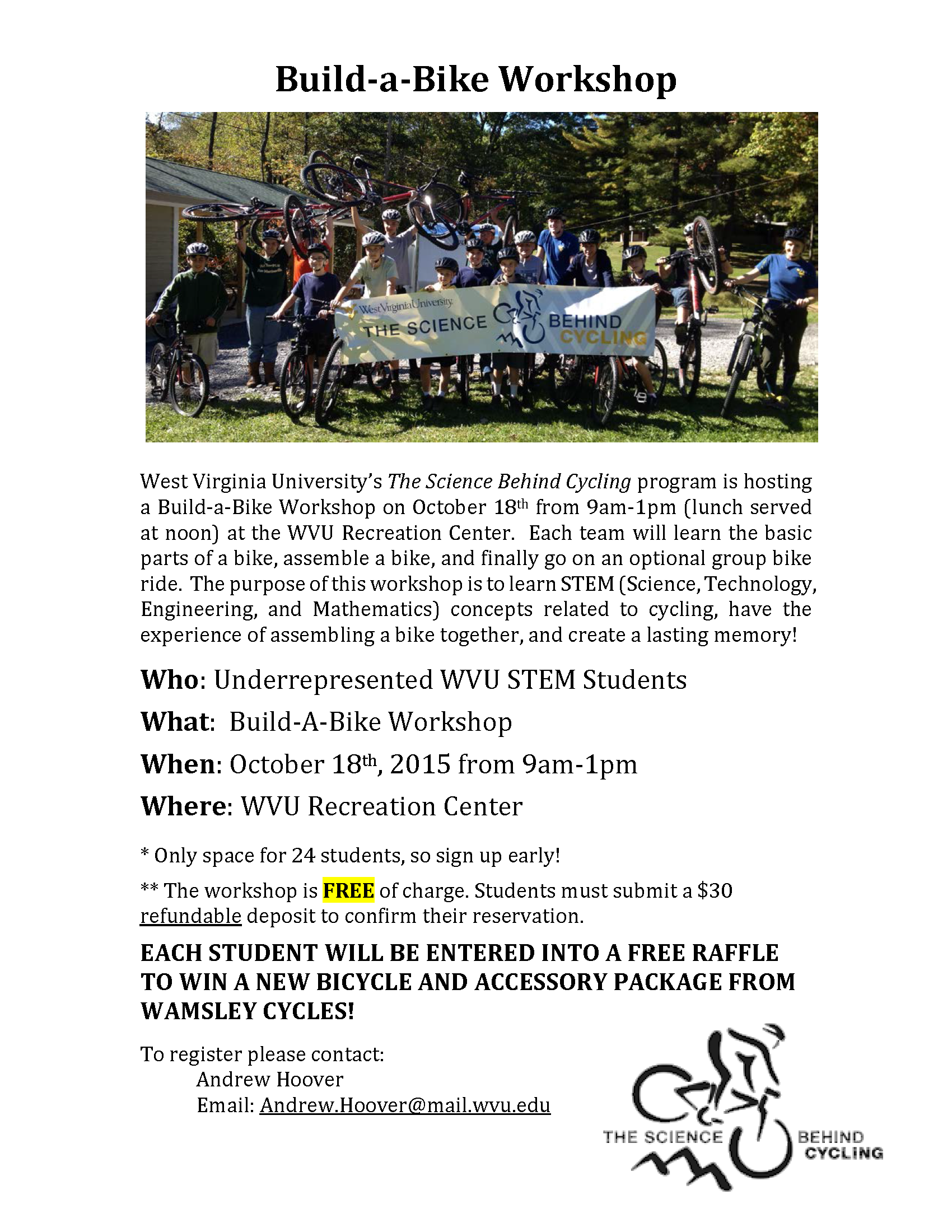 minority event flyer