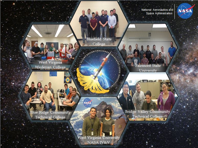Welcome to NASA West Virginia Space Grant Consortium ...