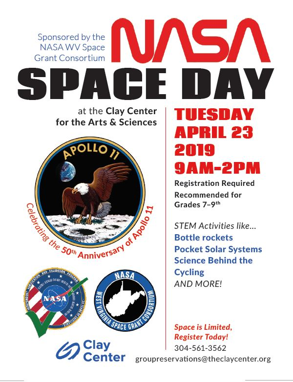 NASA-Space Day Flyer