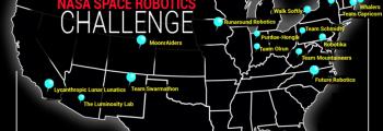WVU Robotics Team Moves on to Final Round of NASA Space Robotics Challenge